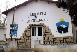 Fortalecimiento Institucional. BAJADA DEL AGRIO.