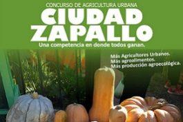"""Concurso de Agricultura""""Ciudad ZAPALLO"""""""